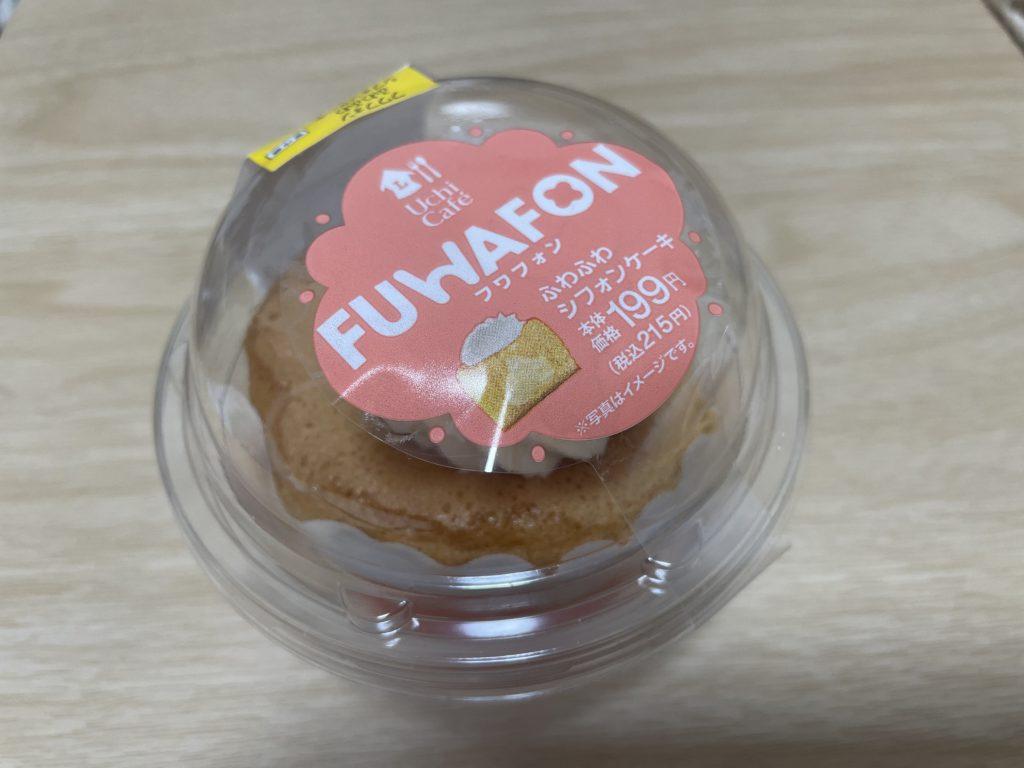 FUWAFON-フワフォン- ふわふわシフォンケーキの画像です
