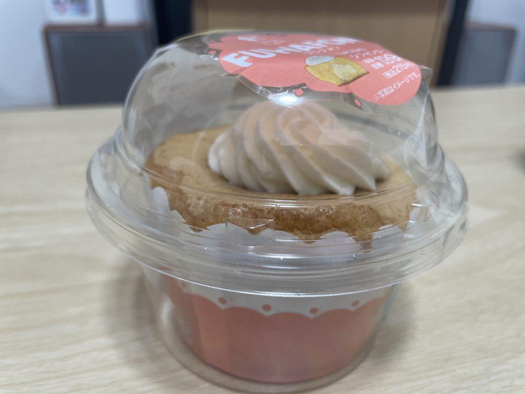 FUWAFON-フワフォン- ふわふわシフォンケーキの横面です